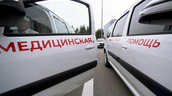 Машины скорой помощи в Казани