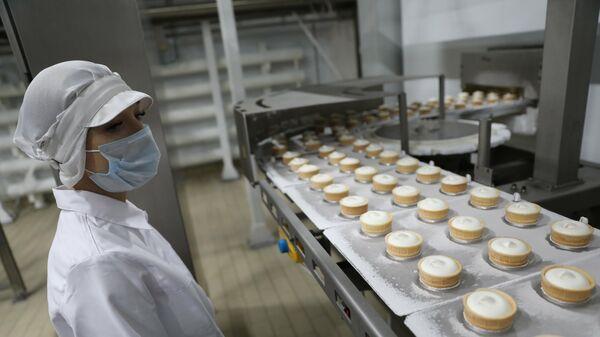 Фабрика по производству мороженого Айсберри