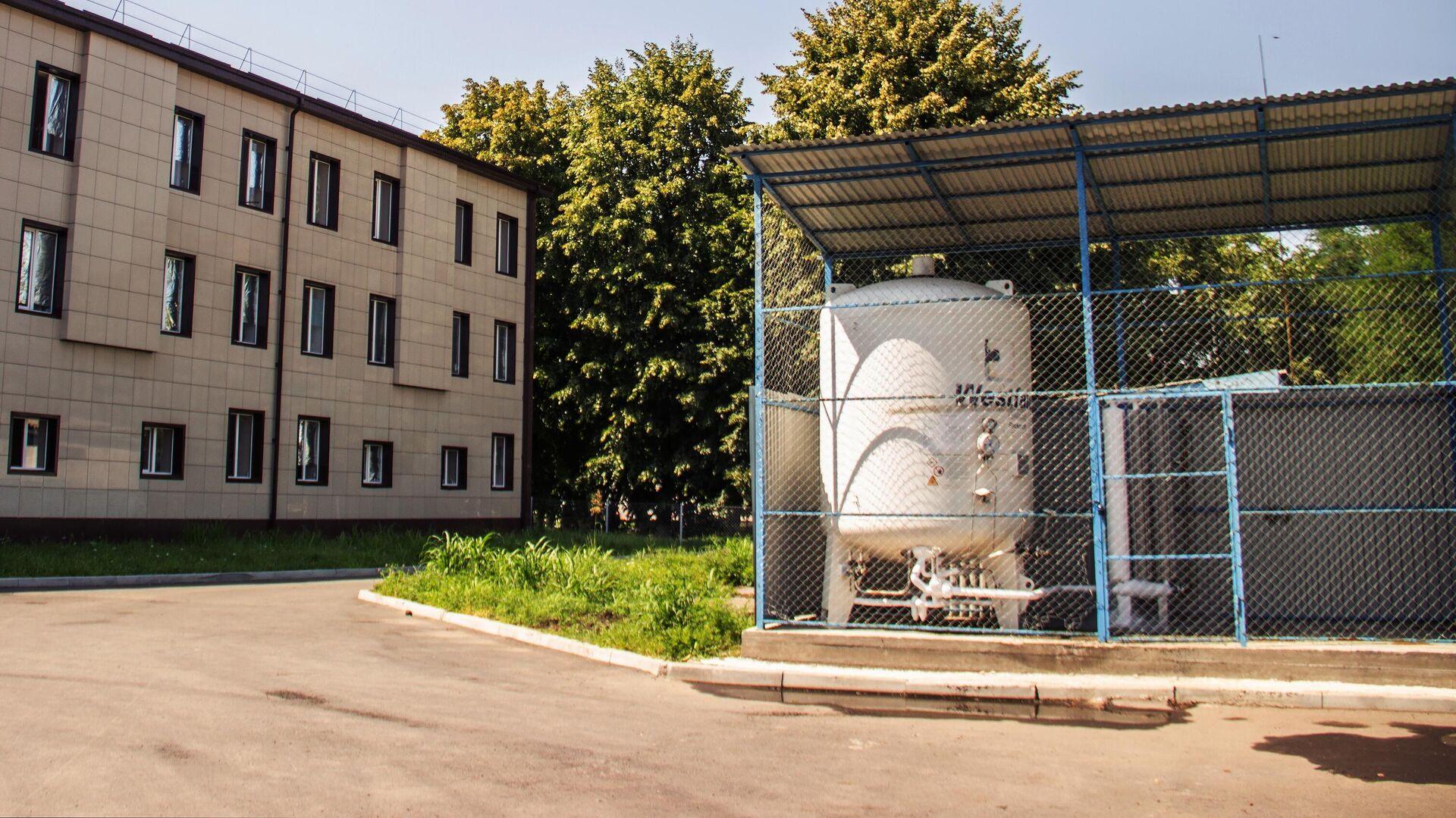 Больницу во Владикавказе после ЧП с кислородом закроют для больных COVID-19