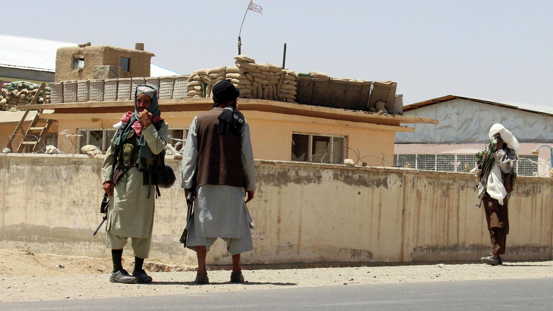 """""""Врачи без границ"""" продолжили работать в Афганистане"""
