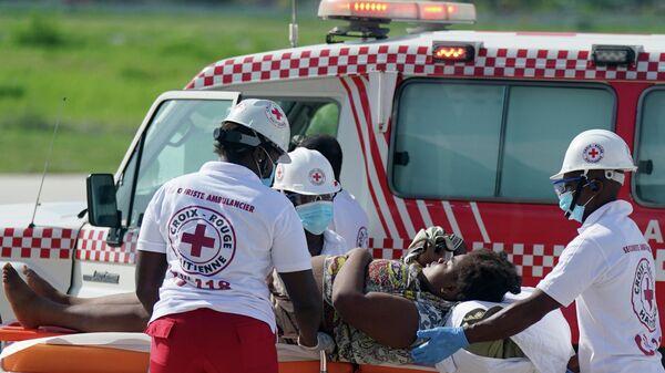 Число жертв землетрясения на Гаити выросло до 2189