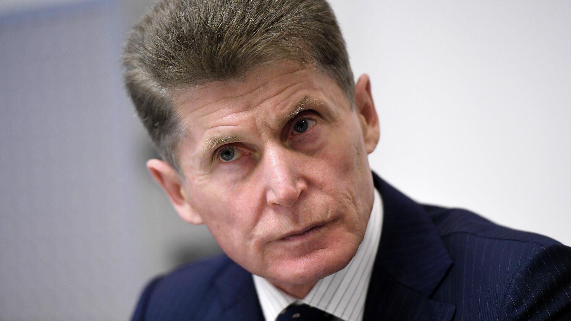 Глава Томской области отказался от депутатского мандата в облдуме