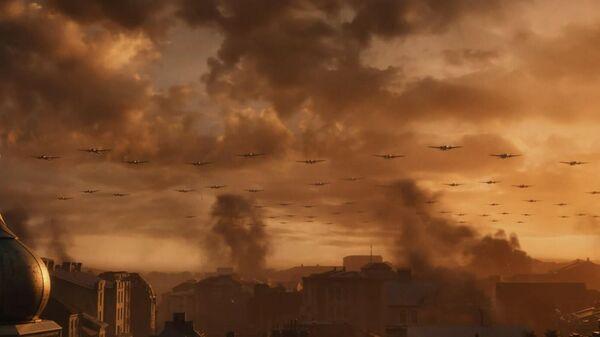 Кадр трейлера игры Call Of Duty: Vanguard