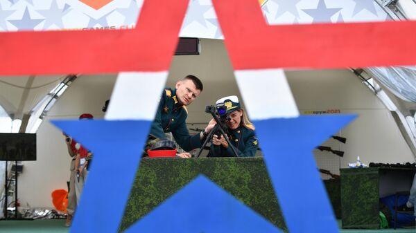 Открытие международного военно-технического форума Армия-2021