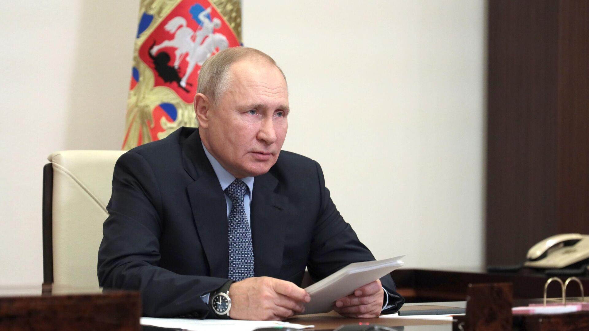 Путин представил трех кандидатов на пост главы Северной Осетии