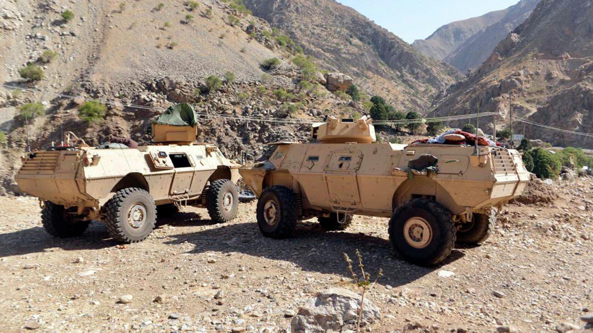 В Панджшере назвали условие прекращения борьбы с талибами
