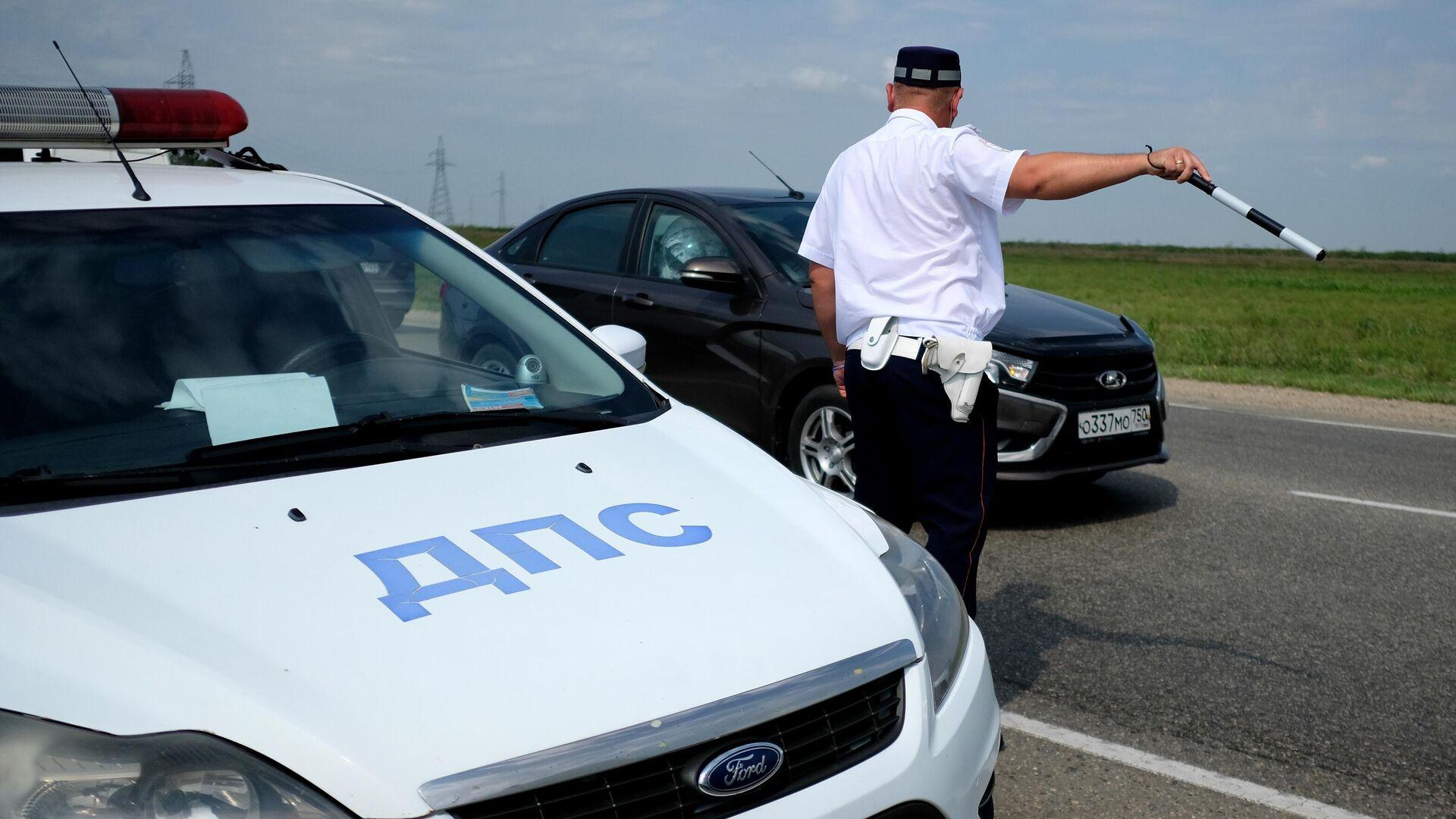 В Иркутске водитель-экстремал попал в ДТП и погиб на месте, пытаясь скрыться от полиции
