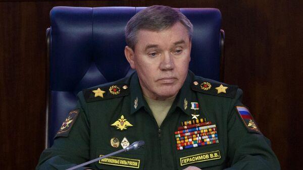 Брифинг Минобороны РФ для иностранных военных атташе в Москве