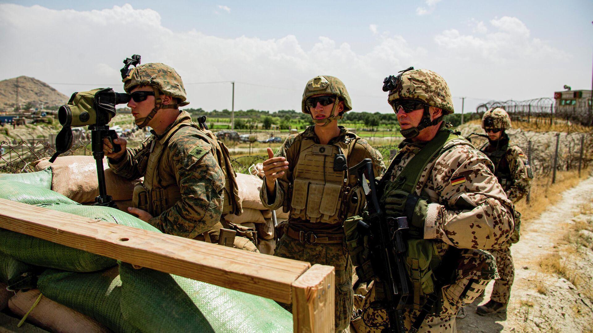 """США пообещали талибам """"очень агрессивные переговоры"""""""