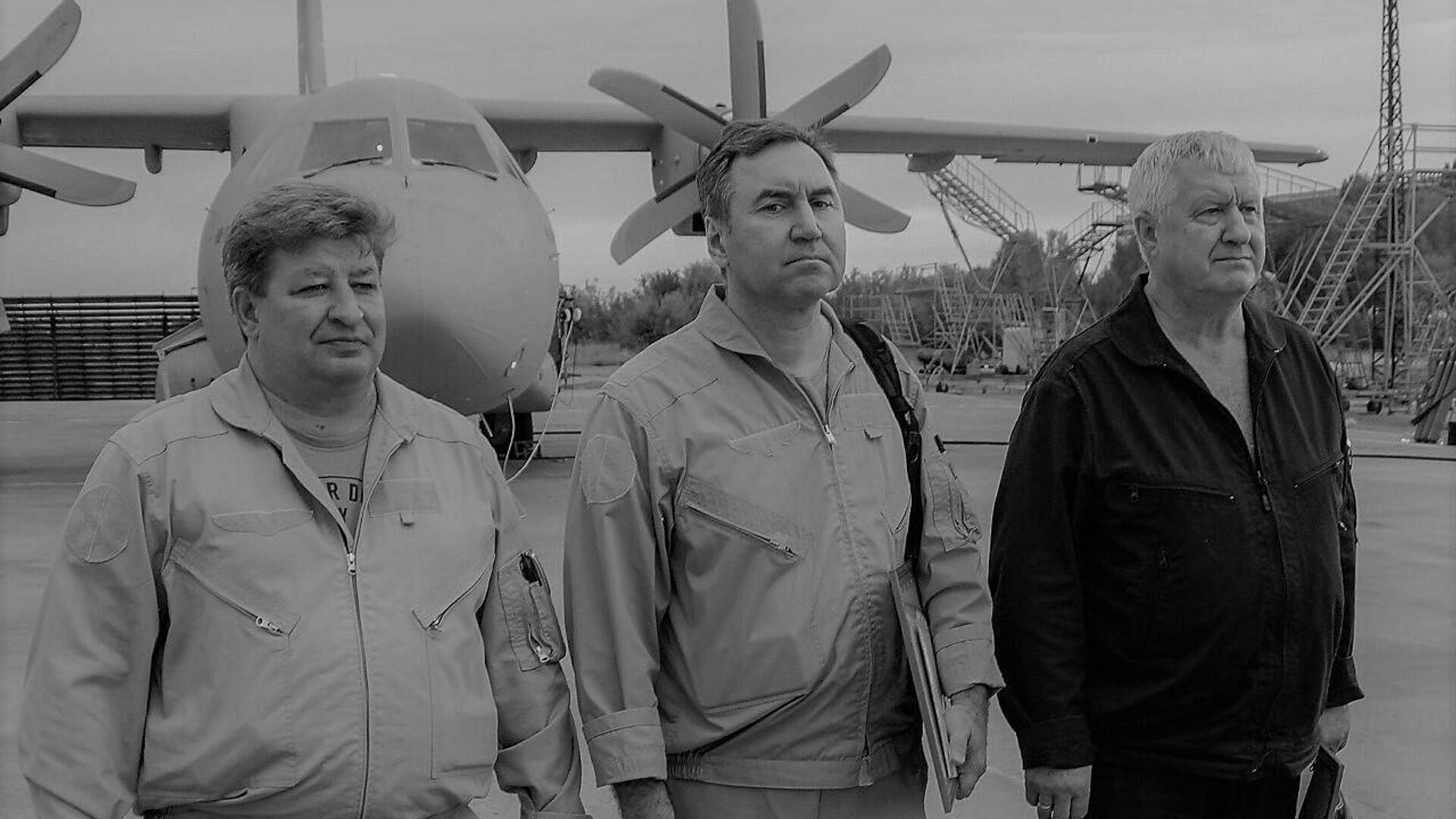 Минпромторг прокомментировал выдвинутые СМИ причины крушения Ил-112В