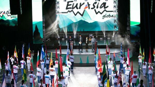 VI Международный молодежный форум Евразия Global в Оренбурге