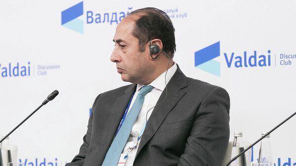 Заместитель генерального секретаря Лиги арабских государств Хусам Заки
