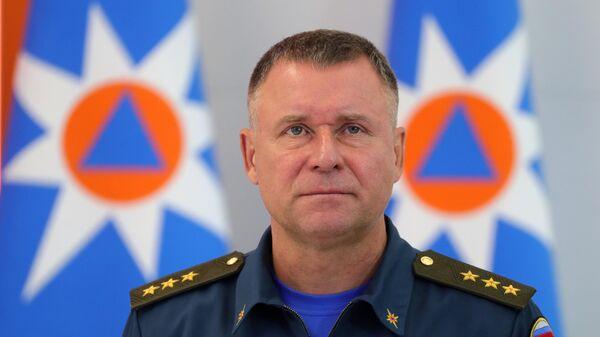 Министр МЧС РФ Евгений Зиничев