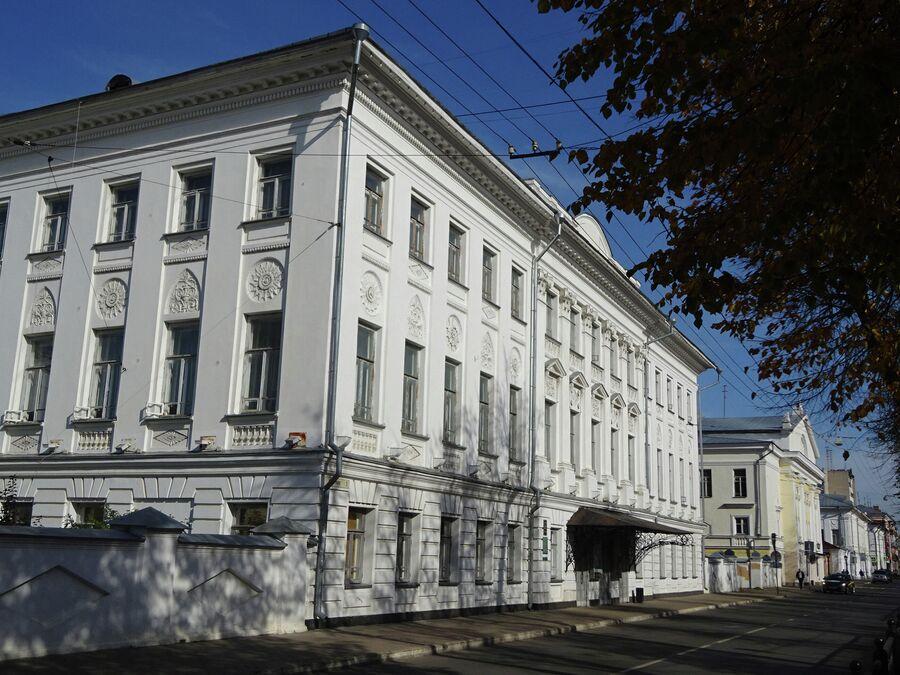 Дом Дурыгина (Дворянское собрание)