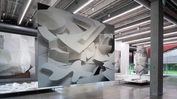 Работы фотографа Томаса Деманда на выставке Зеркало без памяти