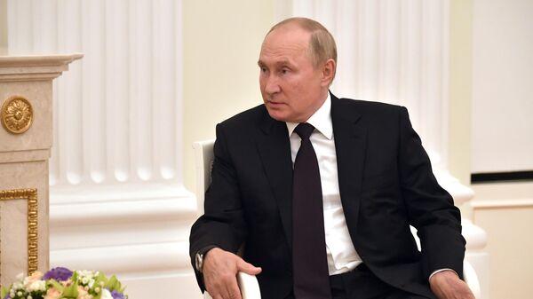 Путин ответил на вопрос о политической интеграции России и Белоруссии