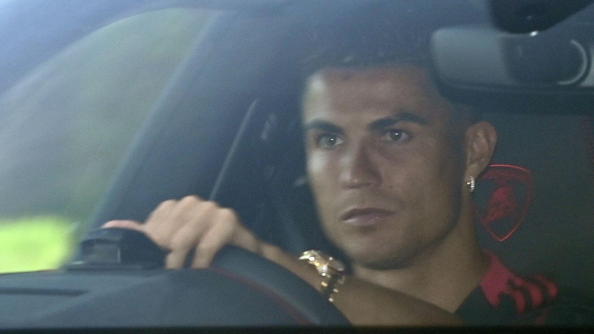 """Роналду о переходе в """"Манчестер Юнайтед"""": я здесь не в отпуске, хочу снова побеждать"""