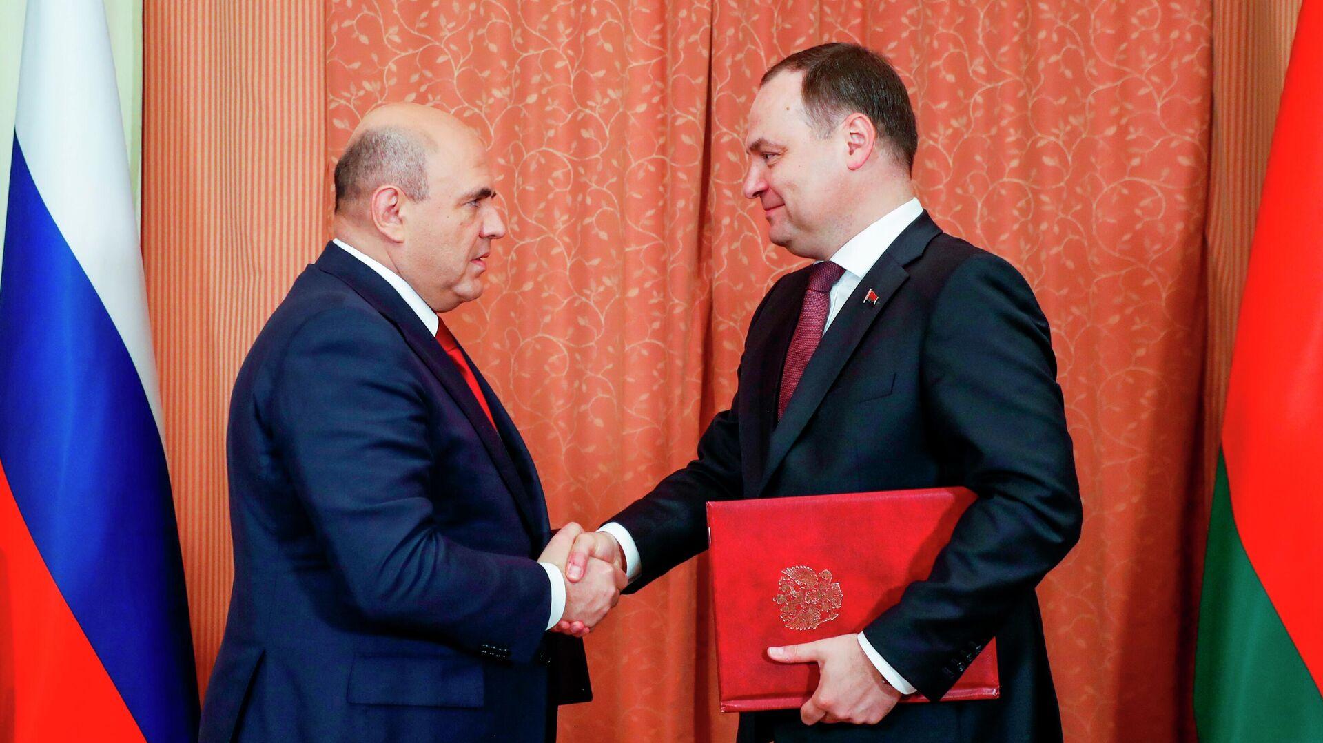 Россия и Белоруссия договорились сформировать единую аграрную политику