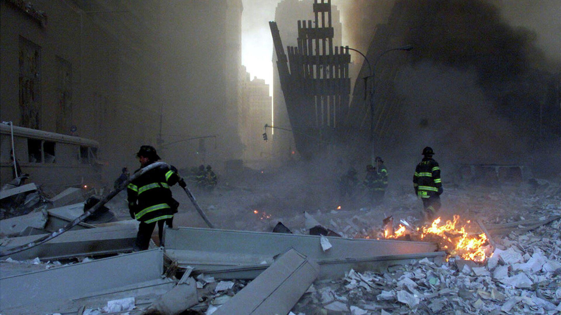 """В Британии предупредили об угрозе нового """"11 сентября"""""""