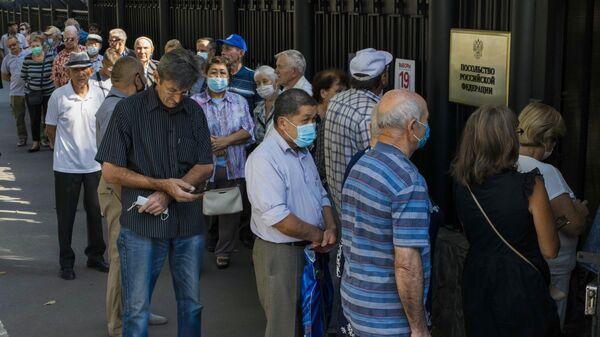 В Израиле на выборах в Госдуму проголосовали более трех тысяч избирателей