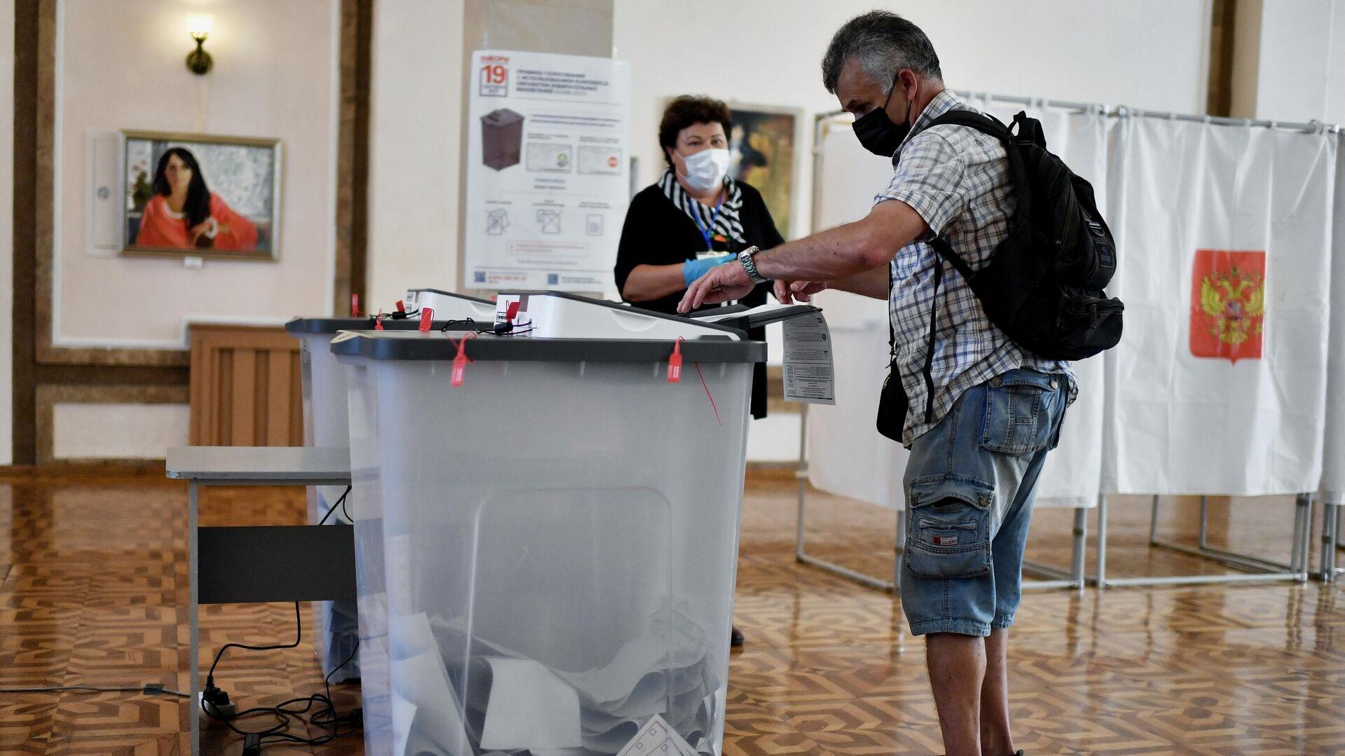 Наблюдатель из Сербии заявил, что выборы в Крыму проходят образцово