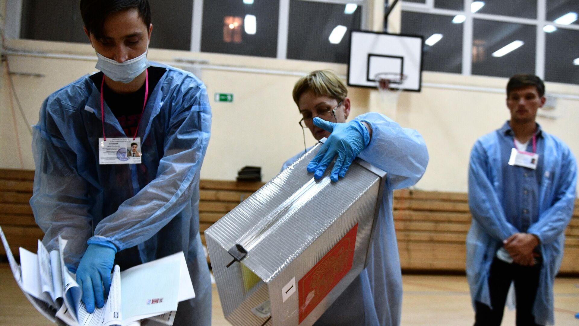 Сирийские наблюдатели восхитились организацией выборов в России