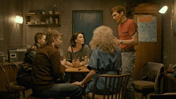 Кадр из фильма Общага