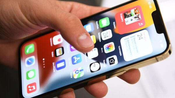 Старт продаж iPhone 13