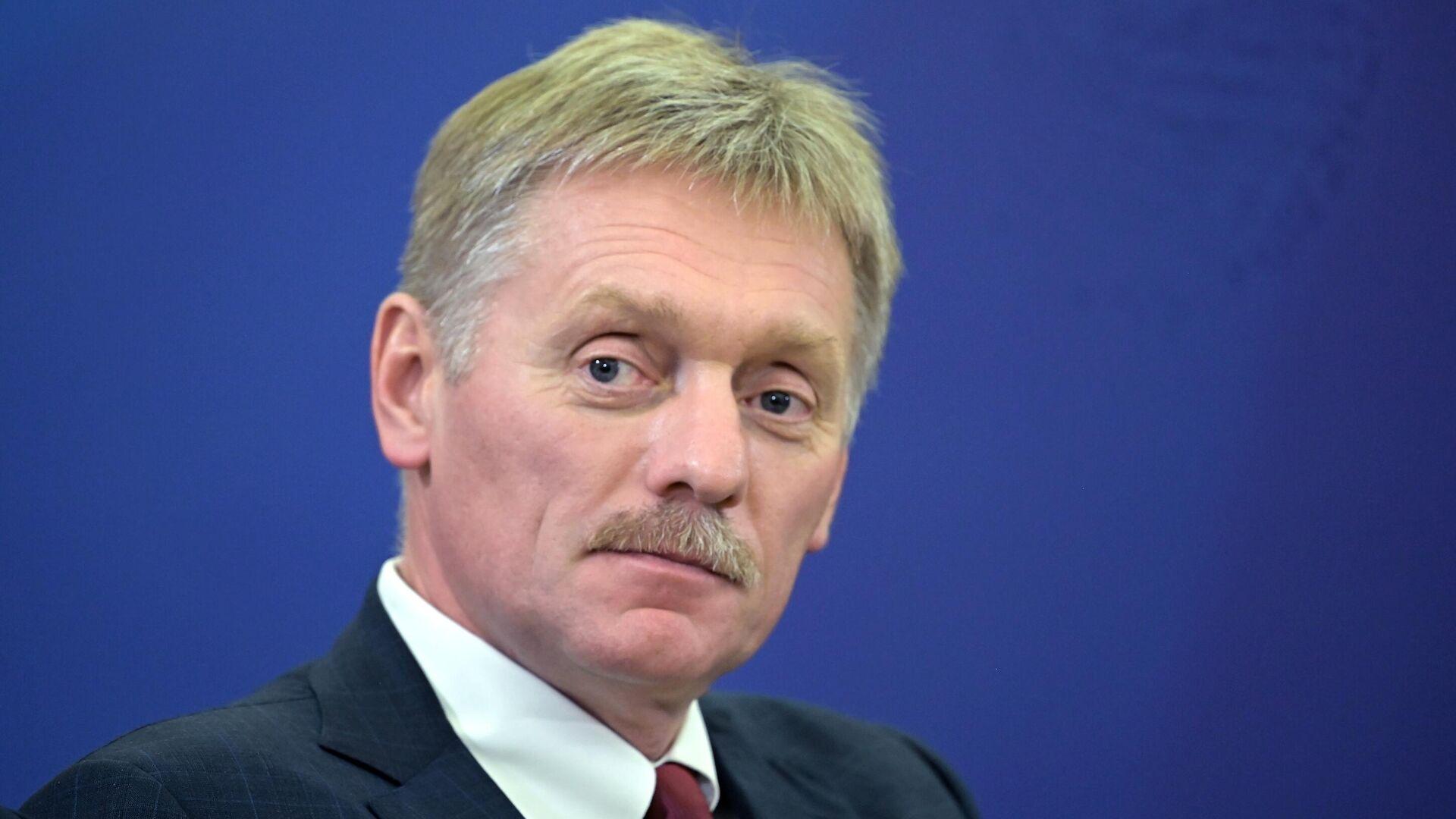 В Кремле рассказали о реакции России в случае введения США новых санкций