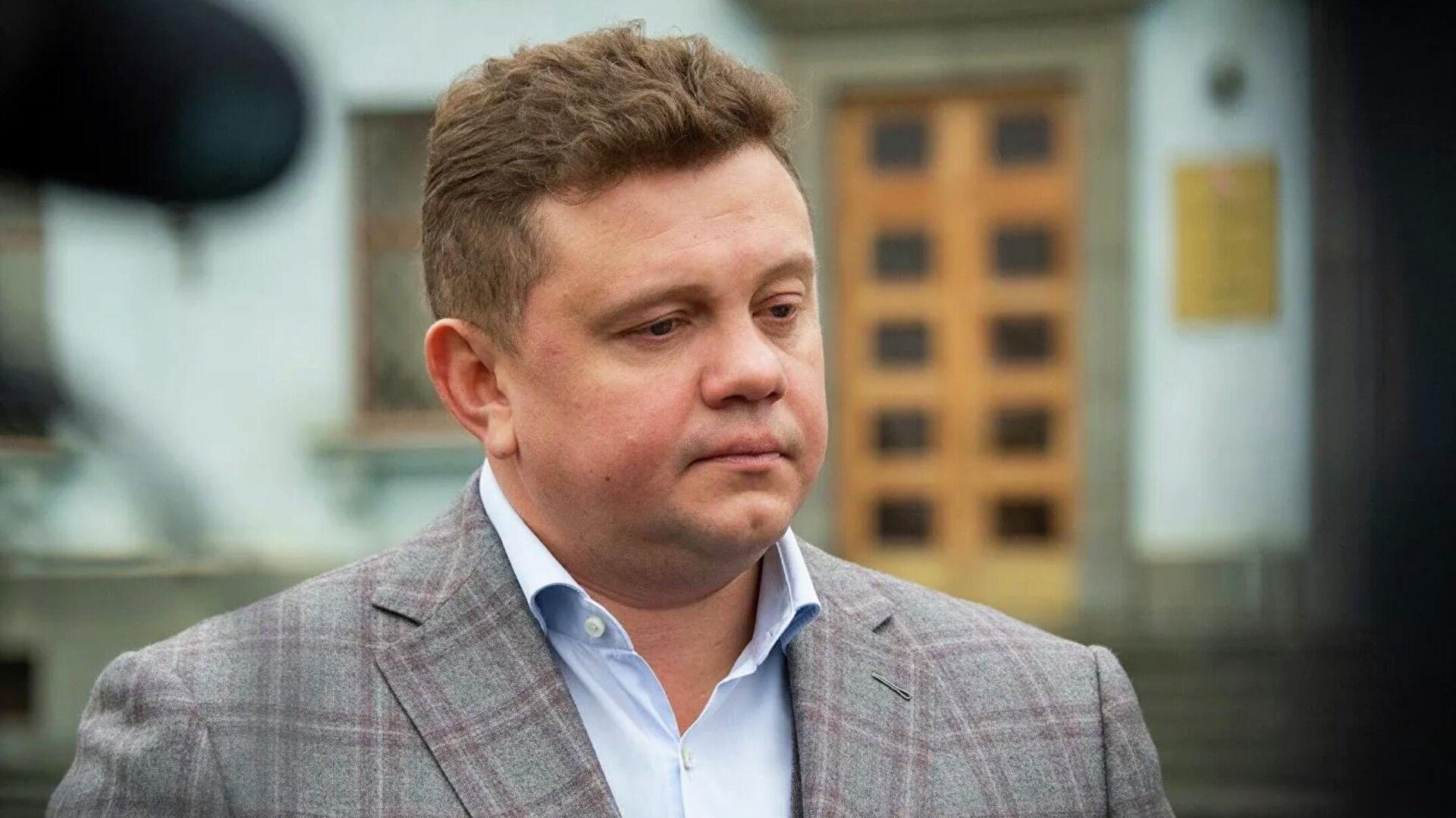 Министр транспорта Крыма Евгений Исаков ушел в отставку