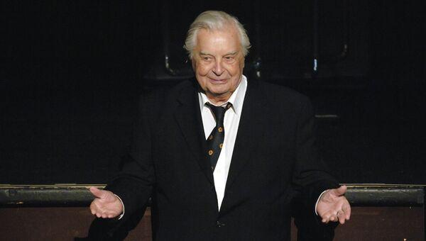 Юрий Любимов. Архивное фото