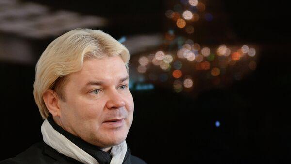 Народный артист РФ Андрис Лиепа. Архив