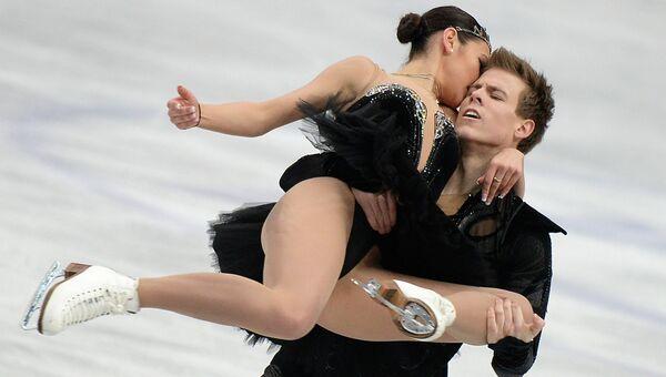 Елена Ильиных и Никита Кацалапов. Архивное фото
