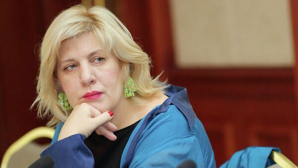 Представитель Организации по безопасности и сотрудничеству в Европе (ОБСЕ) по вопросам свободы СМИ Дунья Миятович
