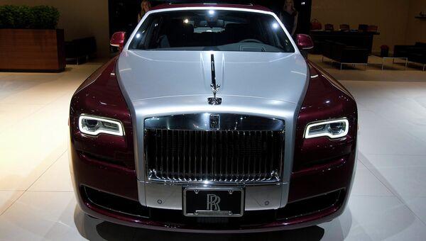 Автомобиль Rolls Royce Ghost II