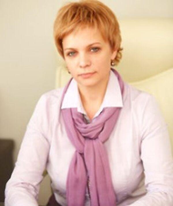 Заместитель мэра Томска по социальной политике Оксана Кравченко, архивное фото