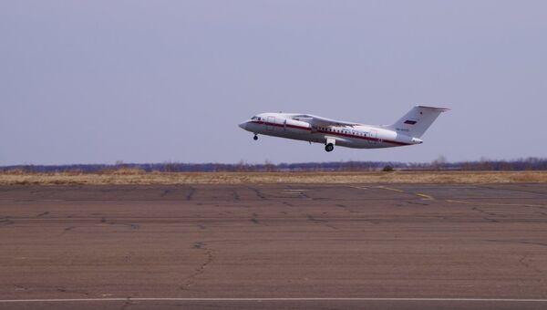 Рейс МЧС РФ. Архивное фото