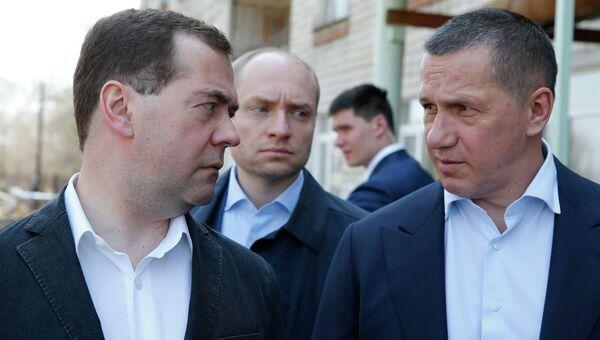 Рабочая поездка Д.Медведева в Дальневосточный федеральный округ. Второй день