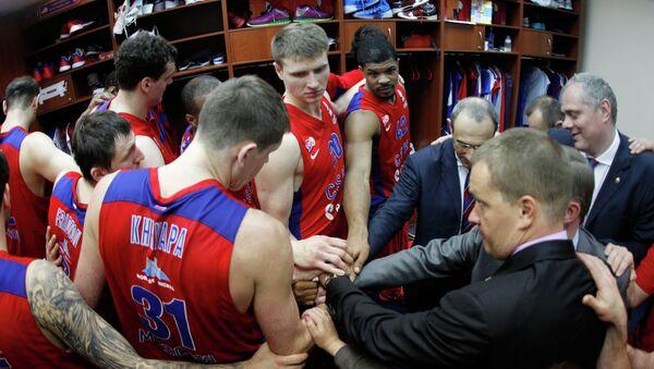 ПБК ЦСКА. Архивное фото
