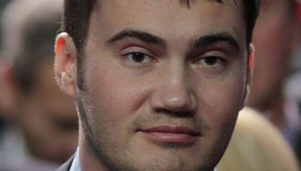 Виктор Янукович-младший. Архивное фото.
