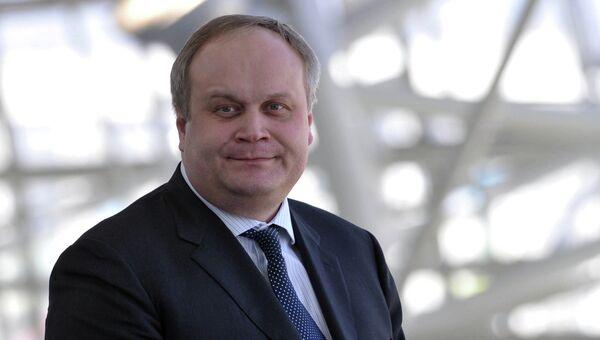 Заместитель министра спорта РФ Юрий Нагорных. Архивное фото