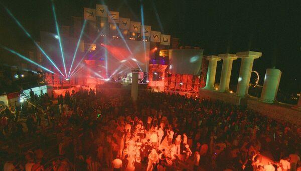 Музыкальный фестиваль КаZантип