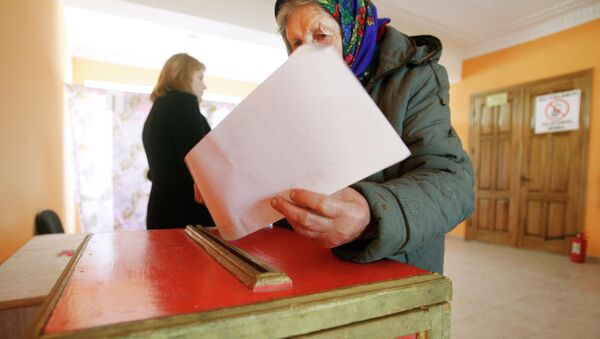 Выборы в Приднестровье. Архивное фото