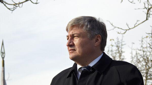 Владислав Скворцов. Архивное фото