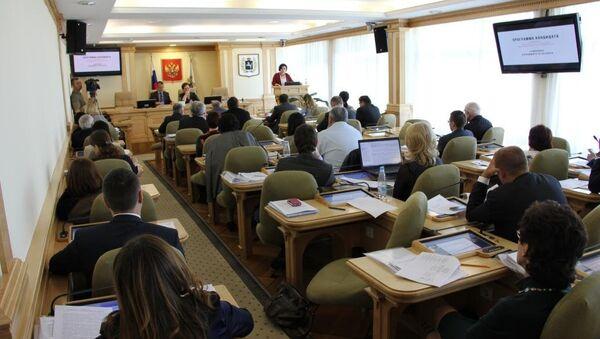 Комитет облдумы рассмотрел кандидатуры на должность томского бизнес-омбудсмена