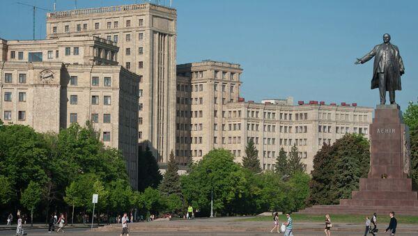 Харьков. Архивное фото.