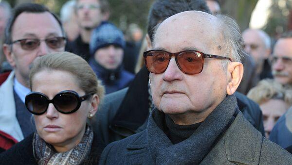 Бывший президент Польши генерал Войцех Ярузельский. Архивное фото