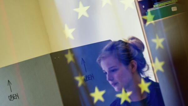Выборы в Европарламент в Германии