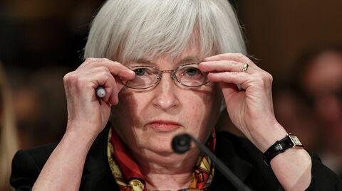Председатель Федеральной резервной системы США Джанет Йеллен. Архивное фото