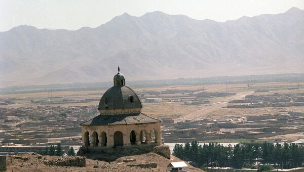 В окрестностях города Кабула